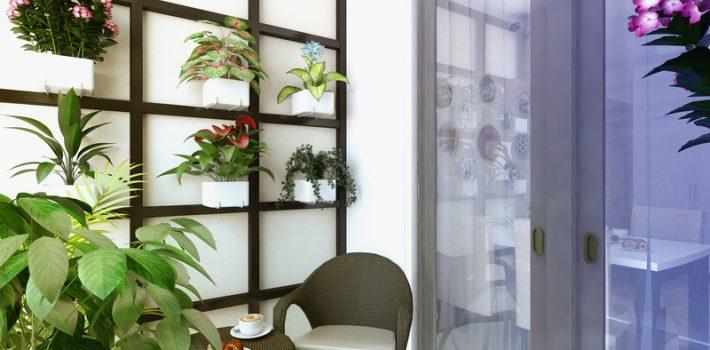 Une maison saine grâce aux plantes