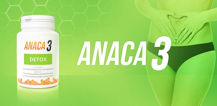 Anaca3 detox ou l'acheter et comment l'utliser ? - Le Blog