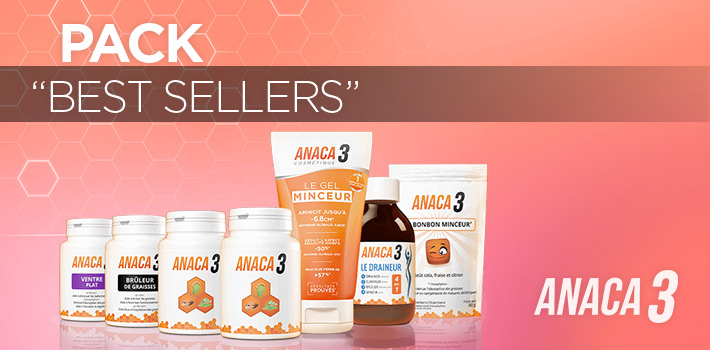 Pack Best Sellers Anaca3