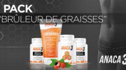 Pack Anaca3 Brûleur de Graisse
