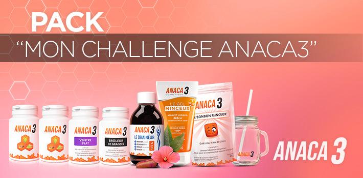 Pack Mon challenge Anaca3 : Composition, avis ? - Le Blog