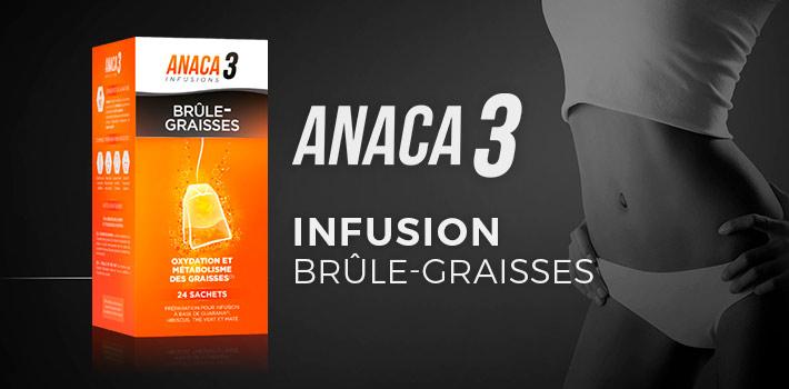 Anaca3 infusion brûle graisses : comment ça fonctionne