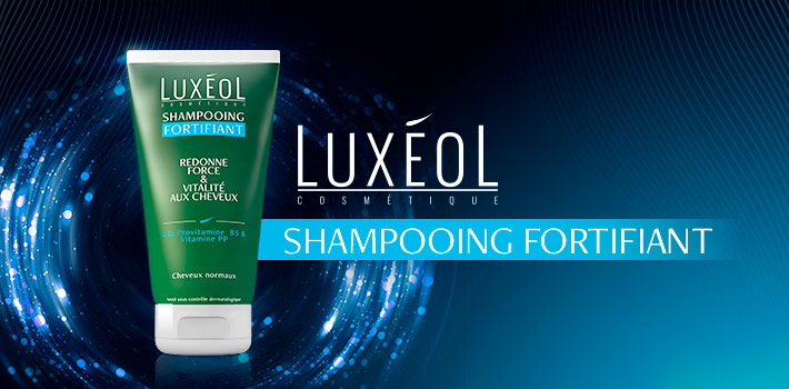 Luxéol shampooing fortifiant : quels sont les effets